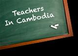 Teachers In Cambodia